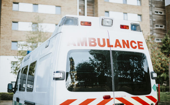 Emergency ambulance transfers