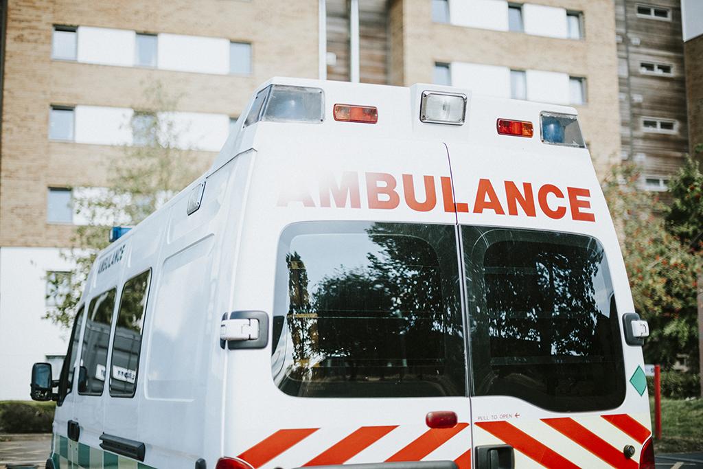 Emergency ambulance transfers